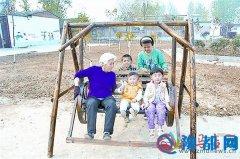 韩寨乡:环境美精神爽