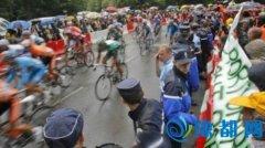 恐怖威胁不减 法将派特种部队保卫环法自行车赛