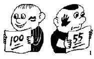 """高考作文大集结 河南题目:漫画""""巴掌与香吻"""""""