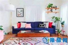 那些颜值爆表的客厅都是这样设计的