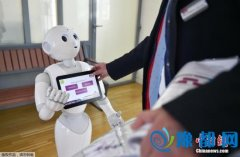 科学家研发人工神经系统 教机器人感知疼痛