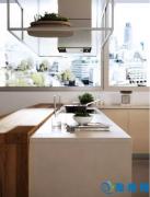 用好厨房那4-8平米 小户型也有大空间