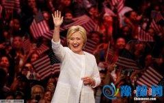 奥巴马宣布支持希拉里・克林顿竞选总统