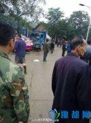 湖南邵阳县货车冲入出殡队伍 至少2死13伤