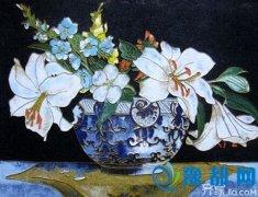 景泰蓝工艺画厂家推荐 馈赠佳友家居装饰的不二选择