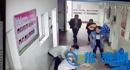 男子一拳打晕医生并拒缴医疗费