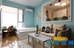一居室客厅怎么装?10张小户型客厅装修效果图告诉你!