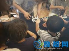 清华大溪地―太阳能高达机器人秀热血落幕!