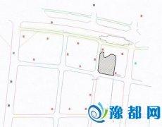 7月1日郑东新区白沙组团将网上出让两宗土地
