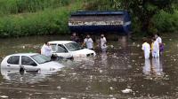 印度东部闪电两天劈死93人 连日大雨伴随电闪雷鸣