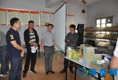 城乡规划设计服务中心党支部开展帮扶慰问活动