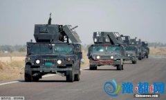 """伊拉克军队开始进入""""伊斯兰国""""重镇费卢杰"""