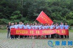 县工商局积极开展志愿者服务活动