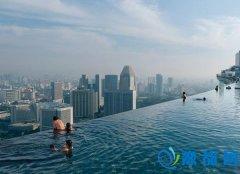 有钱任性!盘点世界上最奇葩的游泳池 美得想哭!