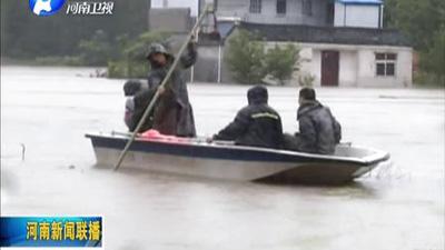 我省南部迎来入汛以来最强降水 信阳部分地区受灾