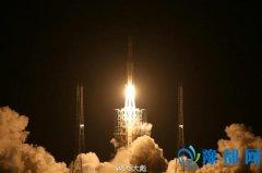 长征七号运载火箭首飞成功 返回舱将于今天返回