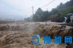 福建泥石流有7人获救 失踪人数为24人