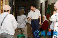 区领导开斋节看望慰问穆斯林同胞