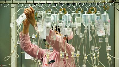全国多省份叫停门诊输液 53种疾病不用输液