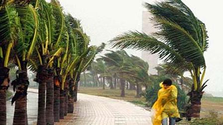 """台风""""尼伯特""""最大风力17级 将在陆地滞留60小时"""