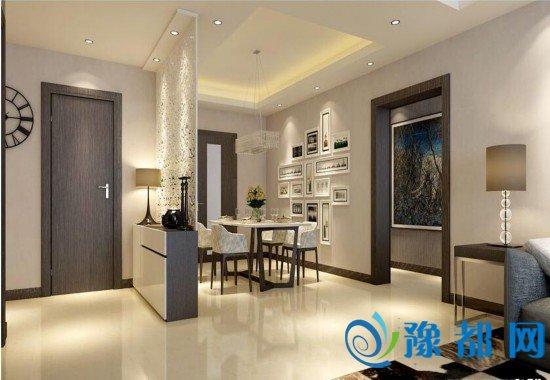 首开缇香郡-三居室-139.00平米-装修设计