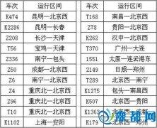 京广铁路新乡段多趟列车停运 5千多职工冒雨抢修