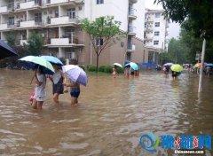 河南特大暴雨致多地受灾 今天局地有大到暴雨