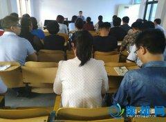 县食药监局开展《河南省行政执法条例》宣传培训活动(图)