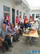 端午节,敬老院里的老人们心里暖融融