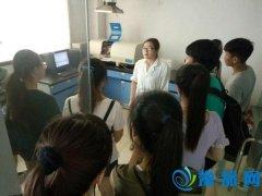 河南农业大学牧医工程学院学子赴兽药厂学习调研