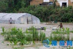南方多省洪涝灾情严重 入汛以来全国千余县遭洪灾