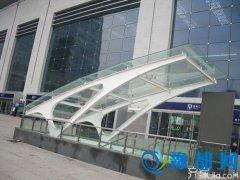 阳光棚材料的制作及安装方法