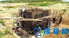 中牟三刘寨引黄灌区调蓄工程 8月实现湖区蓄水