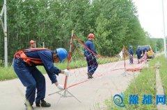 嵩县供电公司:线路巡查保供电