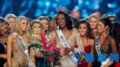 2016年美国小姐选美 26岁女军官赢得后冠(图)
