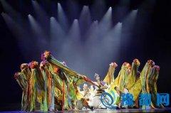 许昌学院首创活态呈现河南民间音乐舞蹈诗剧《农历》成功首演