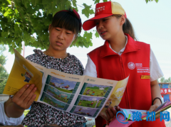 安阳县供电公司:安全用电送乡亲
