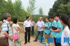 河南科技大学动物科技学院专家服务团赴栾川县开展科技支农服务