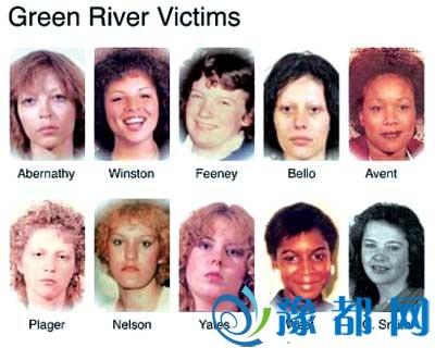 美国连环杀人案 20年内疯狂杀害48名妇女