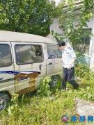 遂平县公安局全力开展黄标车整治活动