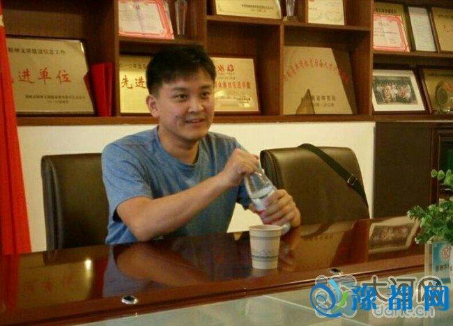 宁泽涛教练张鹏:明星、运动员?更希望他做体育明星