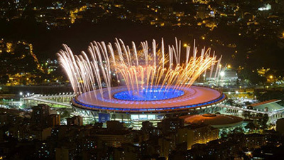 [全场回放]2016里约奥运会开幕式 嘉宾致词基普乔格