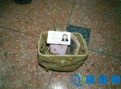 郑州塌方处挖到一白包 失踪女或在防空洞