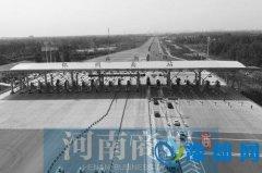 大神棋牌机场高速改扩建施工完毕 扩为双向八车道