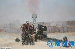 伊拉克重镇费卢杰持续激战 数万平民生存堪忧(图)