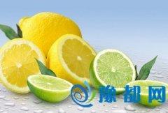 青柠檬和黄柠檬的区别 功效有哪些不一样
