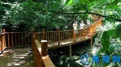 内乡宝天曼生态文化旅游区全力冲刺国家5A级景区