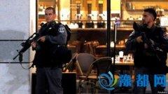 以色列特拉维夫发生枪击案 导致4死13伤(图)