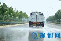郑州道路清扫执行新标准 每平米路面灰尘不超20克