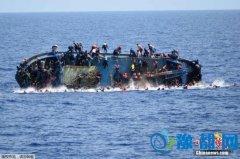 难民前仆后继 欧盟今年已在地中海救起逾5万人